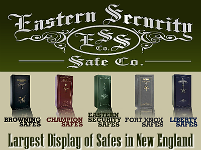 Eastern Security Safe